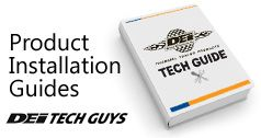 Also available on the product pages themselves, the DEI Installation Guides are made available as a service to our customers to help in the installation of a wide range of DEI products. If you encounter a problem installing our product and find the guides are not enough, feel free to call a DEI employee for assistance (Weekdays 9-5 EST).