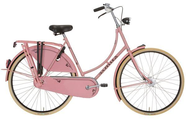 Ongebruikt Gazelle Basic Oma Pink Bike $1000 | Rolling Along | Dutch bike KW-94