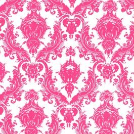 Hot Pink Temporary Wallpaper From Tempaper