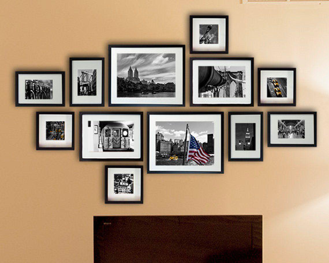 Ongebruikt New York fotografie/galerij/set muren van prenten/Brooklyn Bridge WE-64