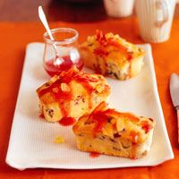 Dried Fruit Tea Cakes