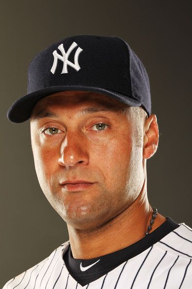Derek Jeter Pictures - New York Yankees Photo Day - Zimbio