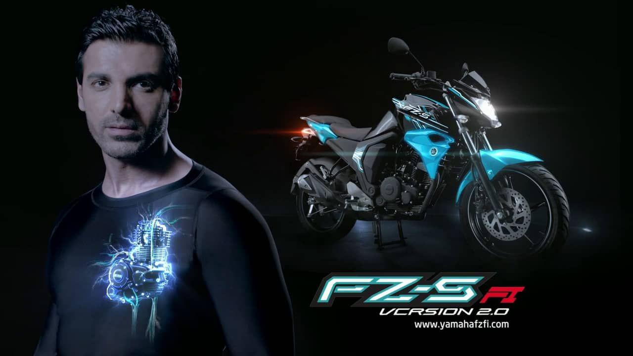 Yamaha FZ-S Fi TVC 2014