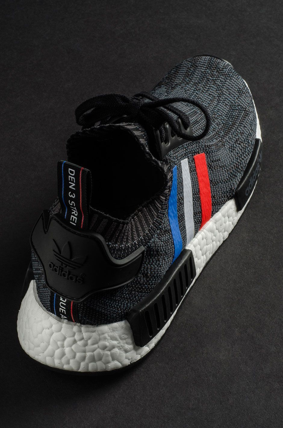 adidas NMD R1 Primeknit Tri-color Pack  BRKicks  1d16814438a6