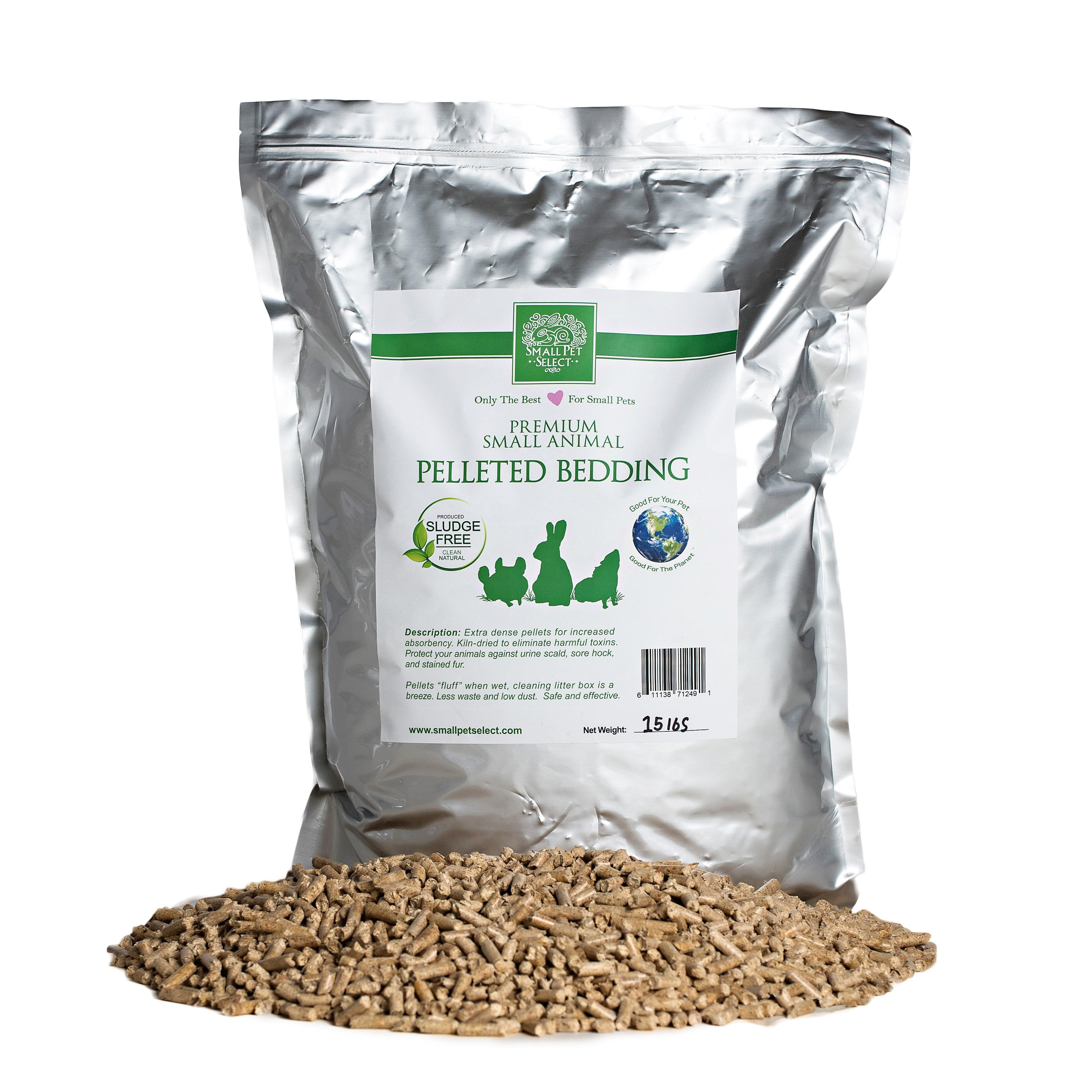 Pine Pellet Litter Bedding Safe Cleaning Products Pet Beds Kiln Dry
