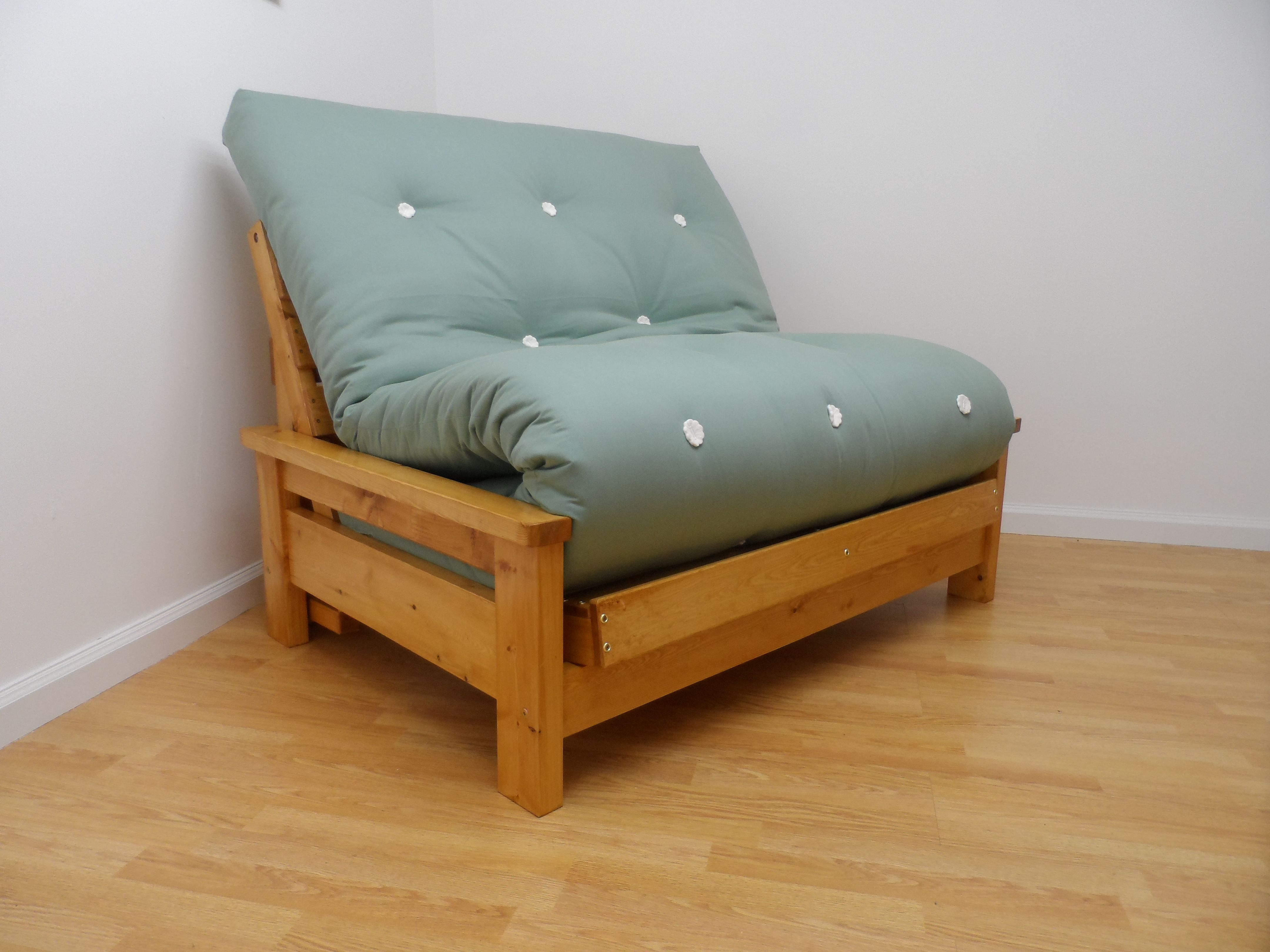 Sheffield Tri Fold Futon Made To Bespoke Length Of 7ft We Can Custom Make All Our Futons Your Specifications