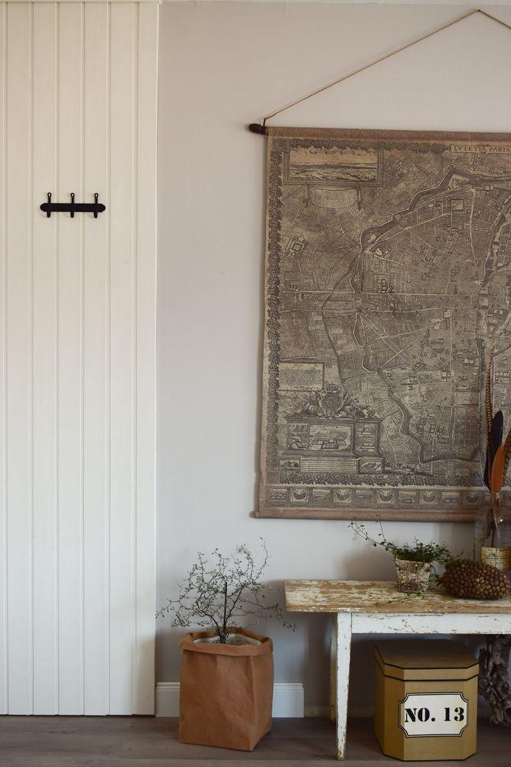 Praktisch aufbewahrt und neu dekoriert Schlafzimmer