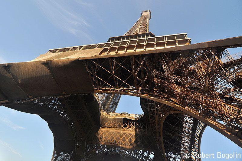 Eiffelov toranj - Inox molding