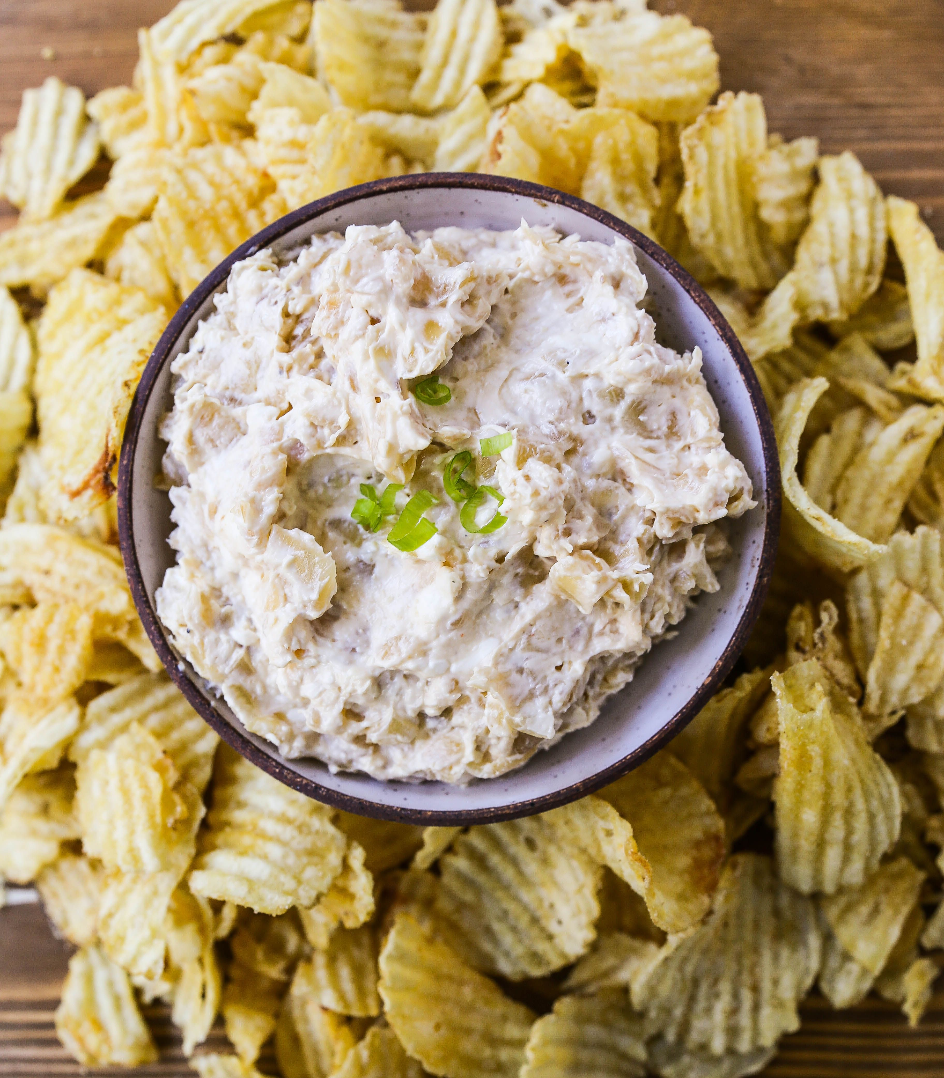 French Onion Dip Recipe The Best Homemade French Onion Dip Made With Caramelized Onions Sour Cream French Onion Dip Recipe Onion Dip Recipe French Onion Dip