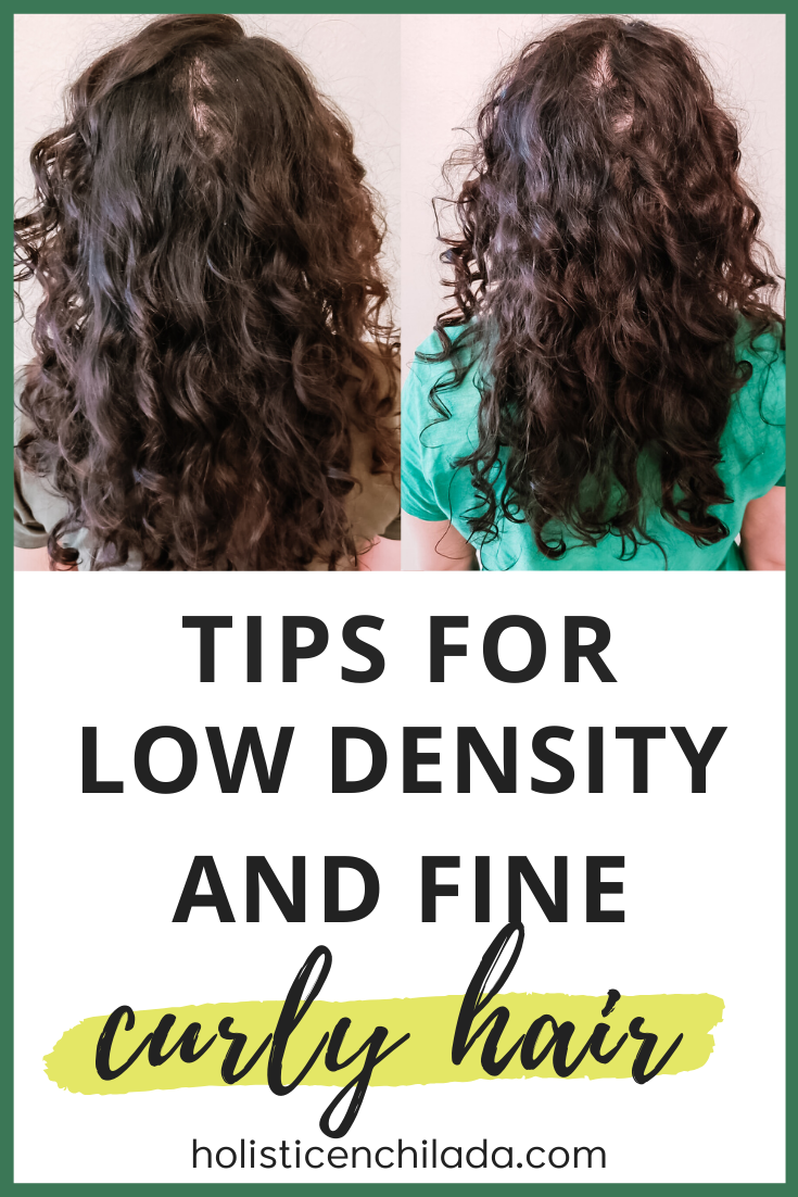 Tips For Low Density And Fine Curly Hair Thin Curly Hair Curly Hair Styles Natural Curly Hair Care