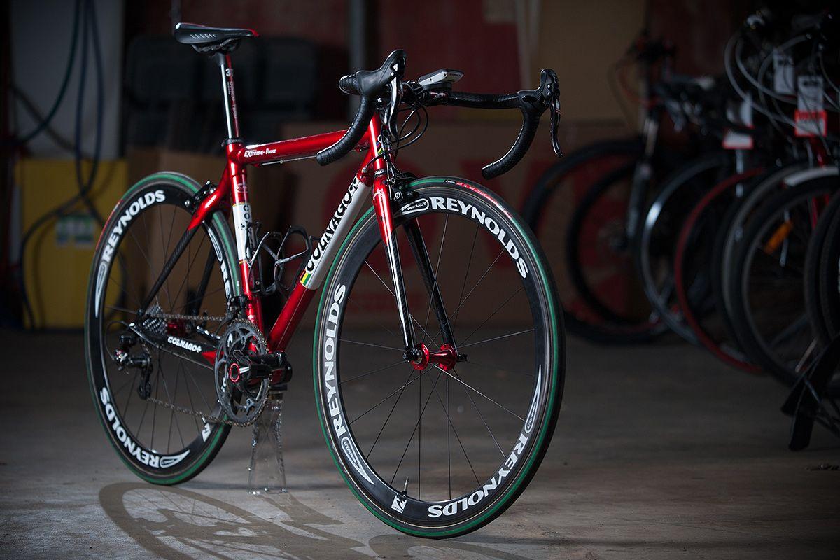 Maximum Italian Colnago Extreme Power Bikes Pinterest