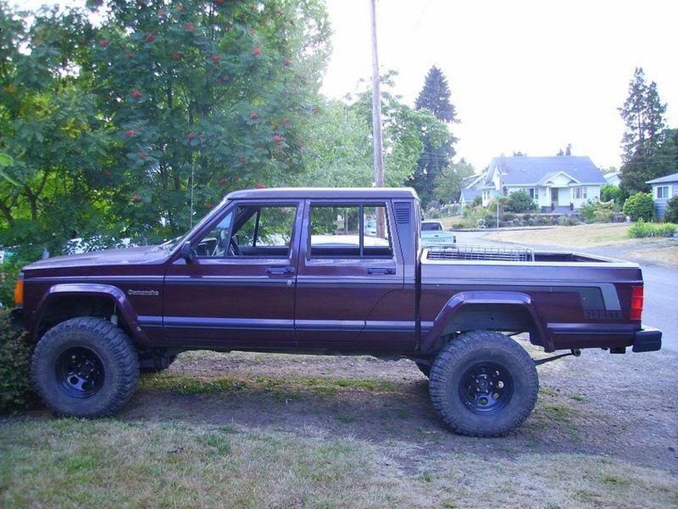 Jeep Comanche Mods Style Off Road 46 Jeep xj, Jeep wj