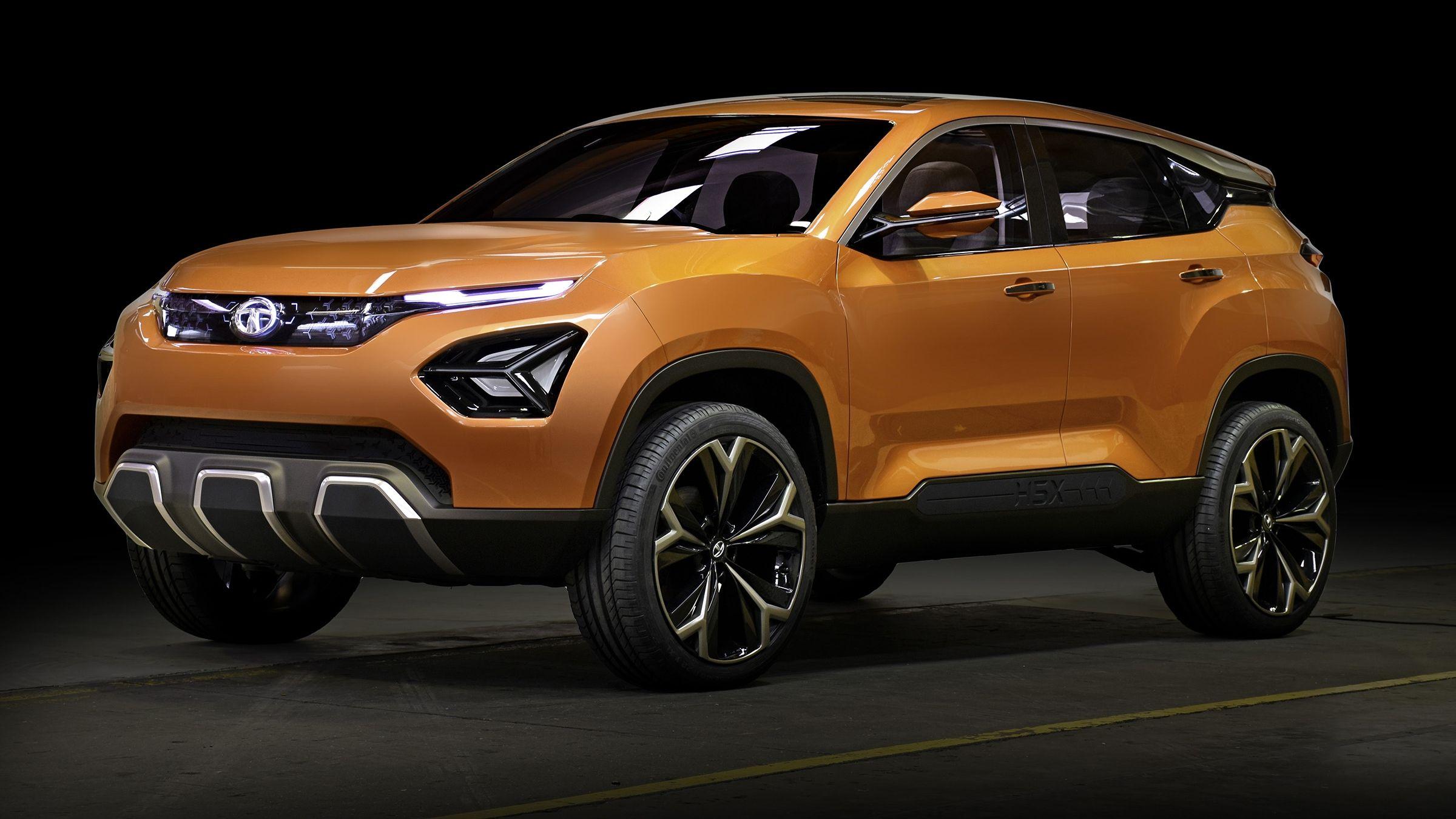 Tata H5x Concept Previews Land Rover Based Suv In Geneva Tata