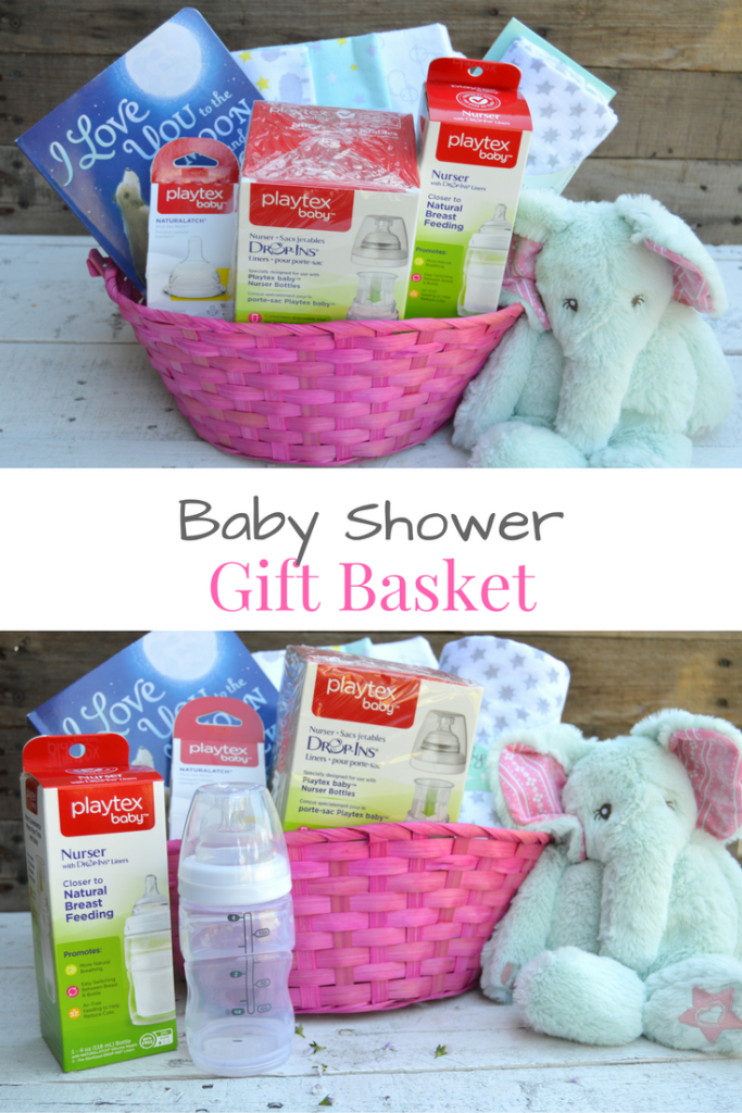 My Must Buy For A Baby Shower Gift Basket Betterbottles Ad My
