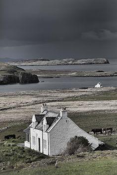 Staffin, Flodigarry, Isle of Skye, Schottland #travelscotland