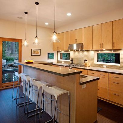 """38"""" Countertop Level With Raised Bar Sto Design, Pictures ..."""