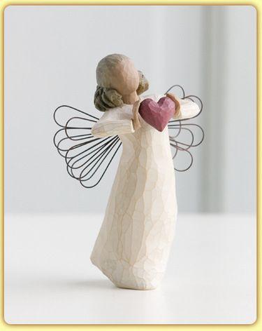 (5) Gallery.ru / Фото #1 - Трогательные фигурки из дерева - kara-mell