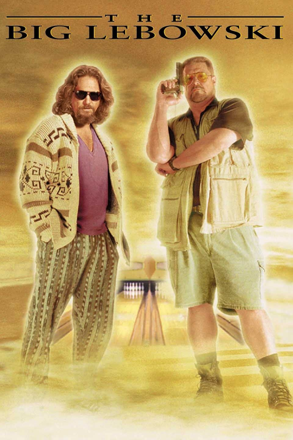 Jeffrey The Dude Lebowski A Los Angeles Slacker Who Only Wants To Bowl And Drink White Russians I The Big Lebowski Movie The Big Lebowski Big Lebowski Poster