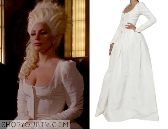 The countess ahs dresses for weddings