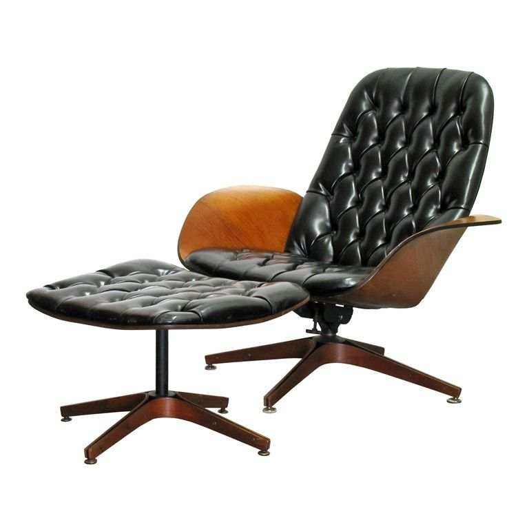 Merveilleux George Mulhauser Lounge Chair