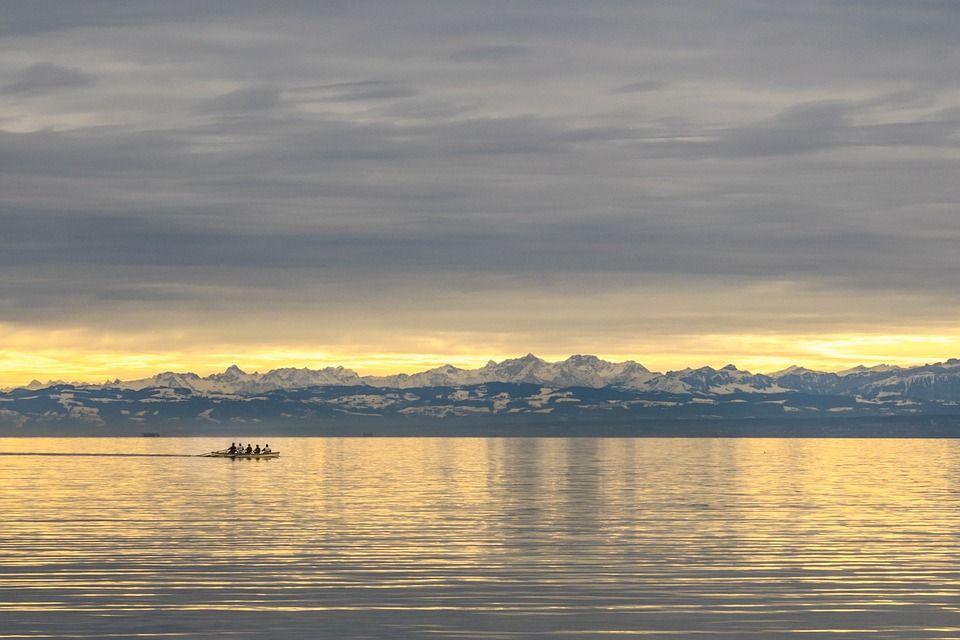 Kostenloses Bild auf Pixabay Bodensee, Berge, Alpen