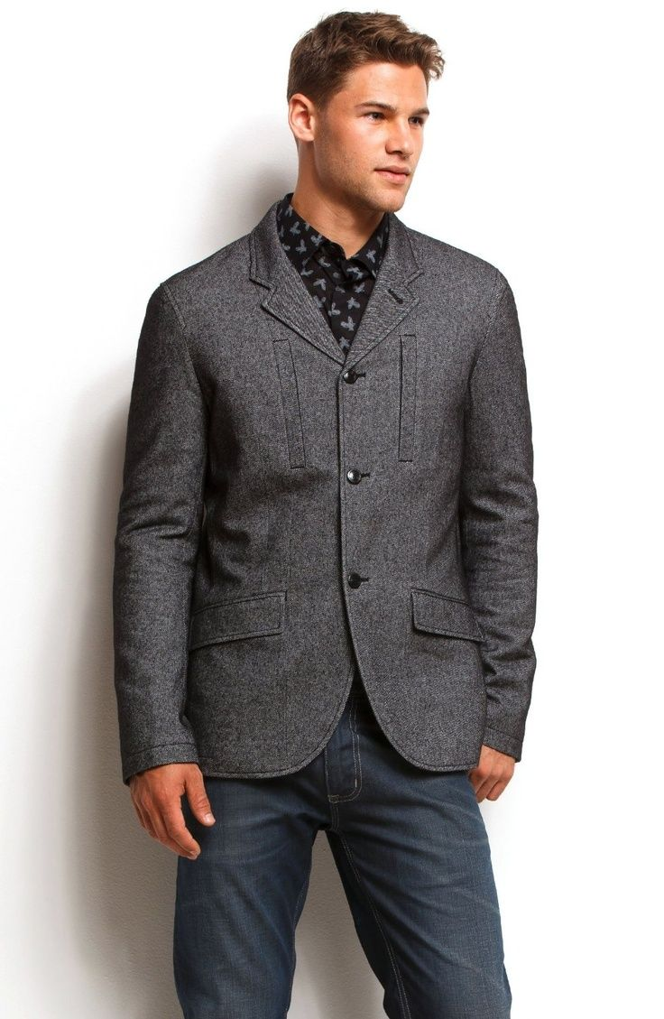 Armani Mens Sport Coats Image | Men's Style | Pinterest