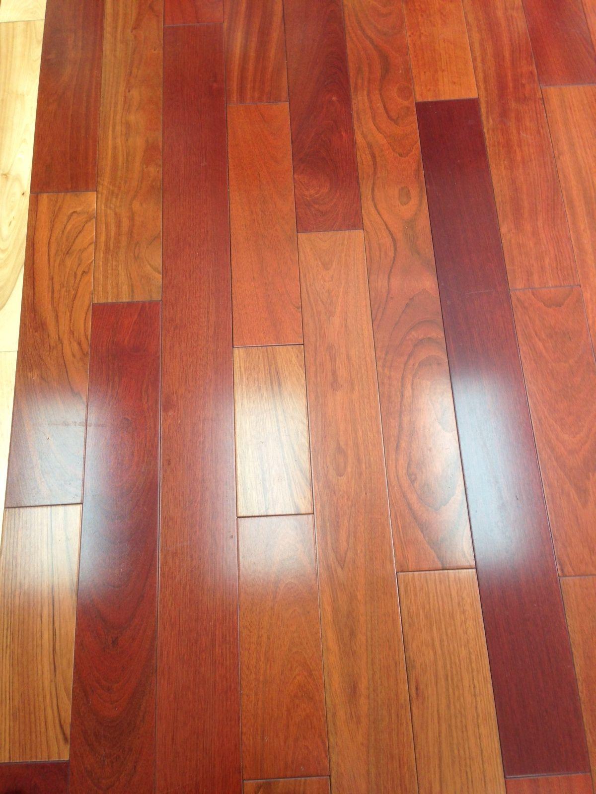 Brazilian Cherry Pre Engineered Hardwood Floors Engineered Hardwood Flooring Flooring Engineered Hardwood