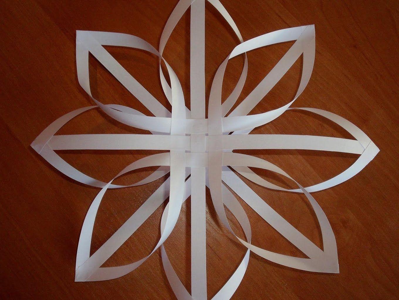 Gwiazdki Z Paskow Szukaj W Google Paper Lamp Paper Christmas