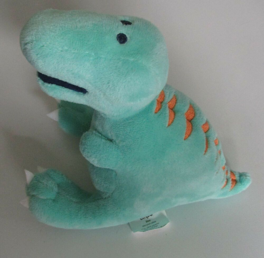 Circo Green Dinosaur Dino T Rex Mini Plush Pillow Soft Toy Target