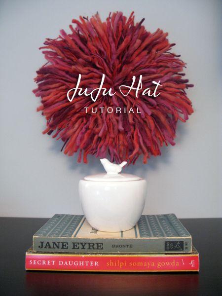 diy juju hat design rosa pearson projets essayer pinterest plumes les fourmis et fourmis. Black Bedroom Furniture Sets. Home Design Ideas
