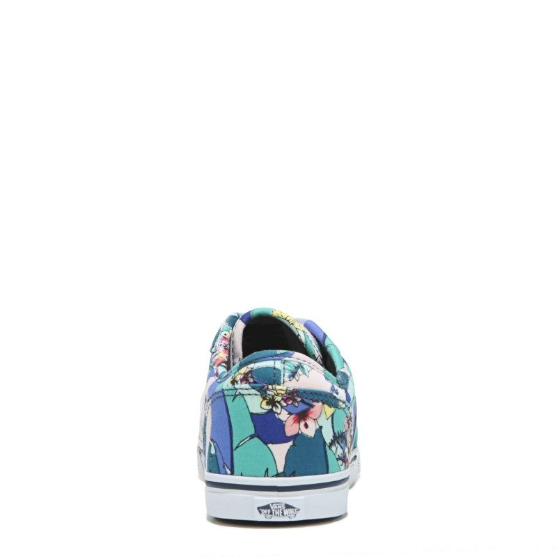 8b7cfb02f9 Vans Women s Atwood Low Sneakers (Pineapple Tropical) - 6.5 M