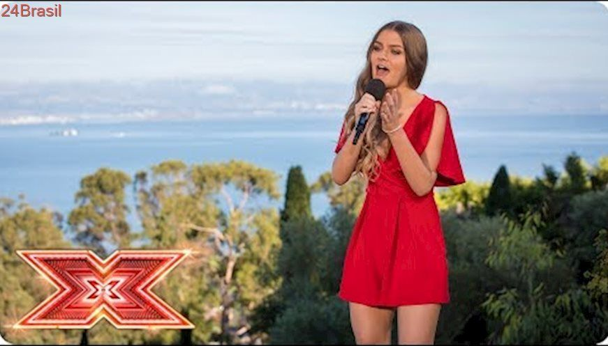 Holly Tandy Takes On Rihanna Hit For A Place At Live Shows Judges Houses