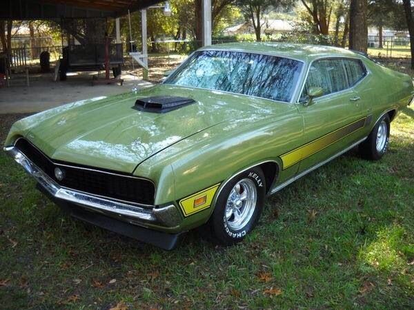 1970 Ford Torino Gt Maintenance Restoration Of Old Vintage