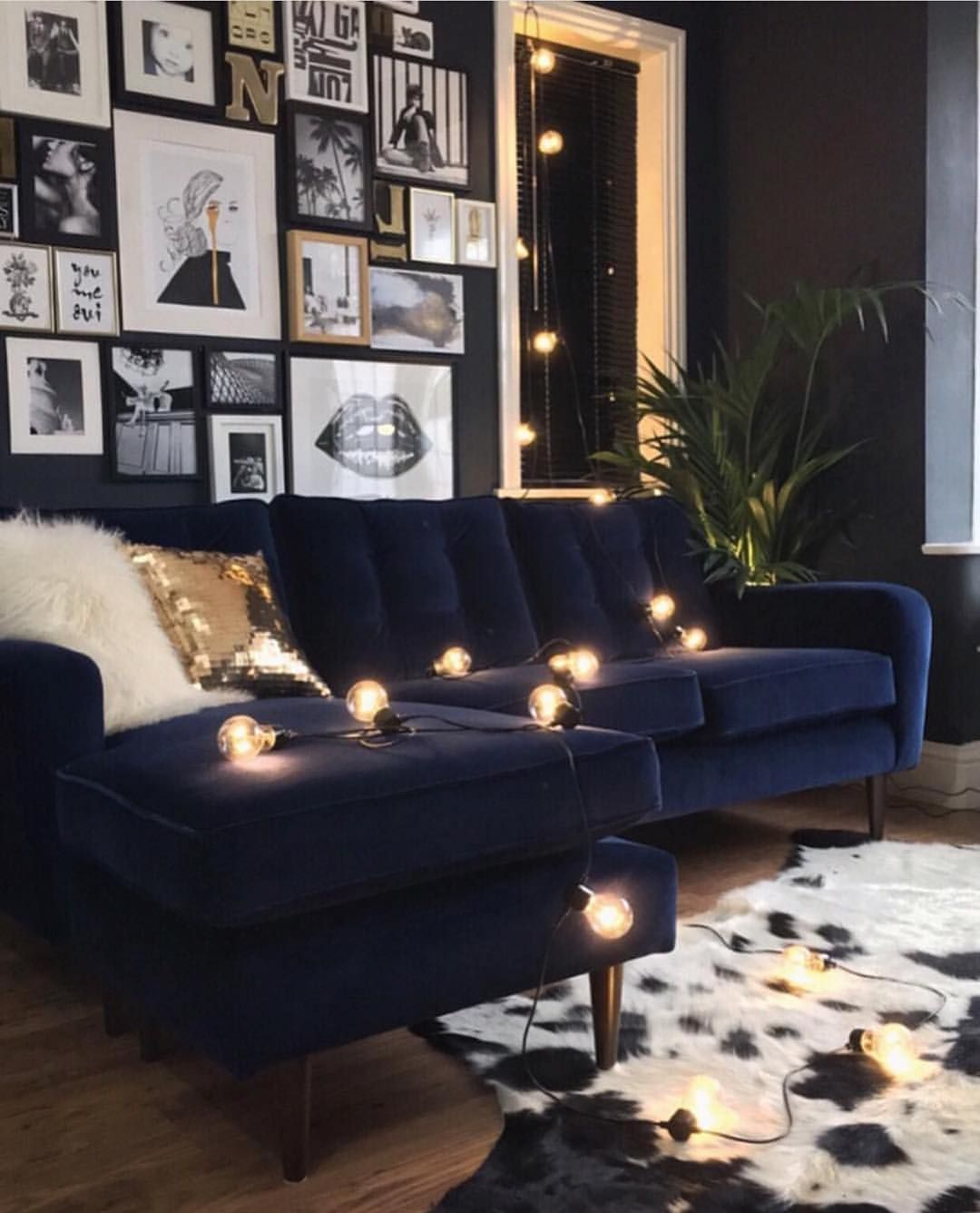 Navy Couch Blue Sofas Living Room Blue Couch Living Room Velvet Sofa Living Room #navy #couch #living #room #ideas