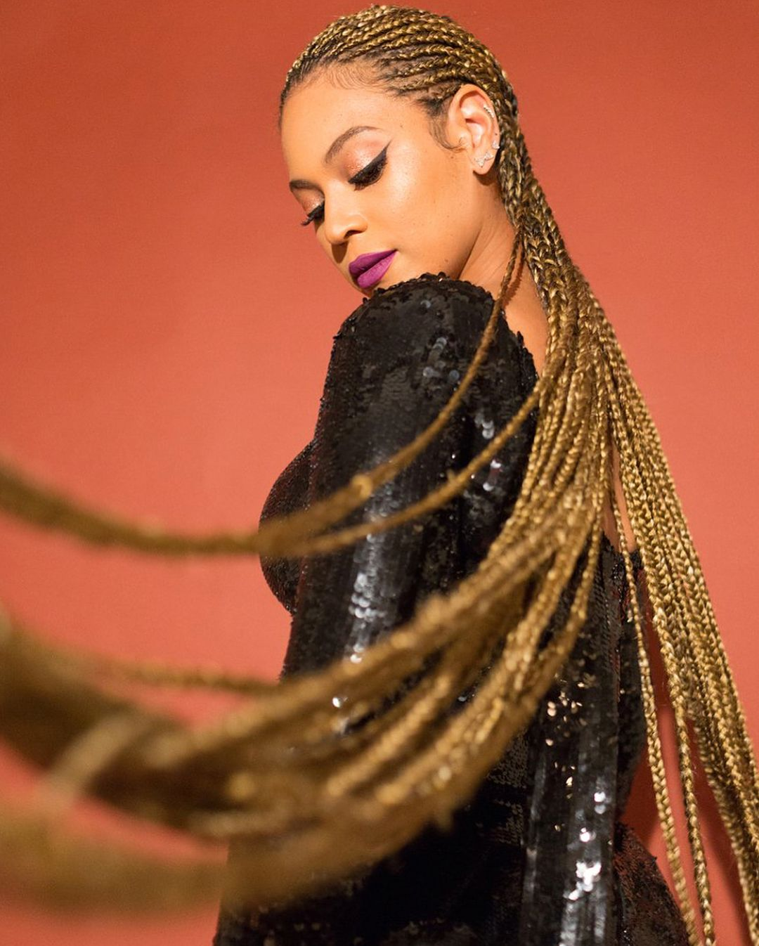 31++ Coiffure beyonce tresses des idees