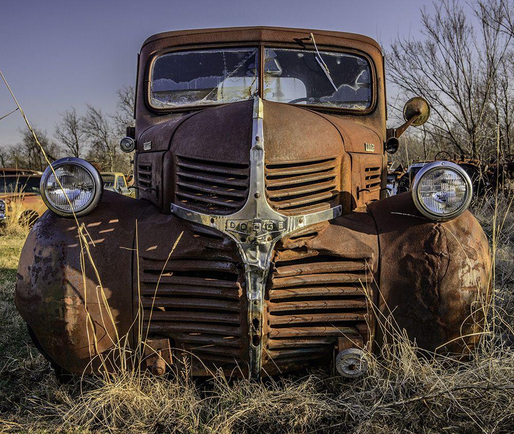 Hunter's Corner Salvage Yard Dodge Monster trucks