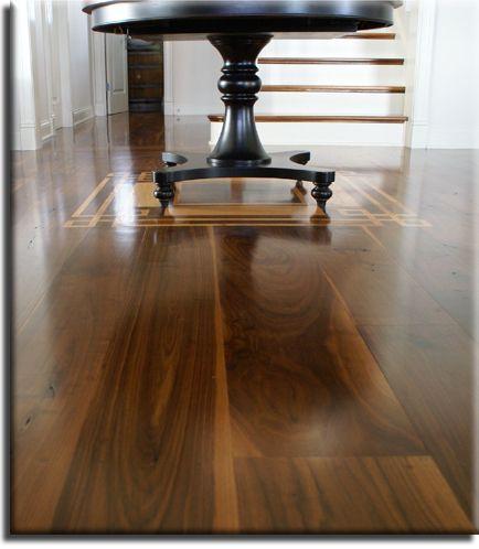 Walnut Wide Plank Flooring Sourwood Pinterest Walnut Floors