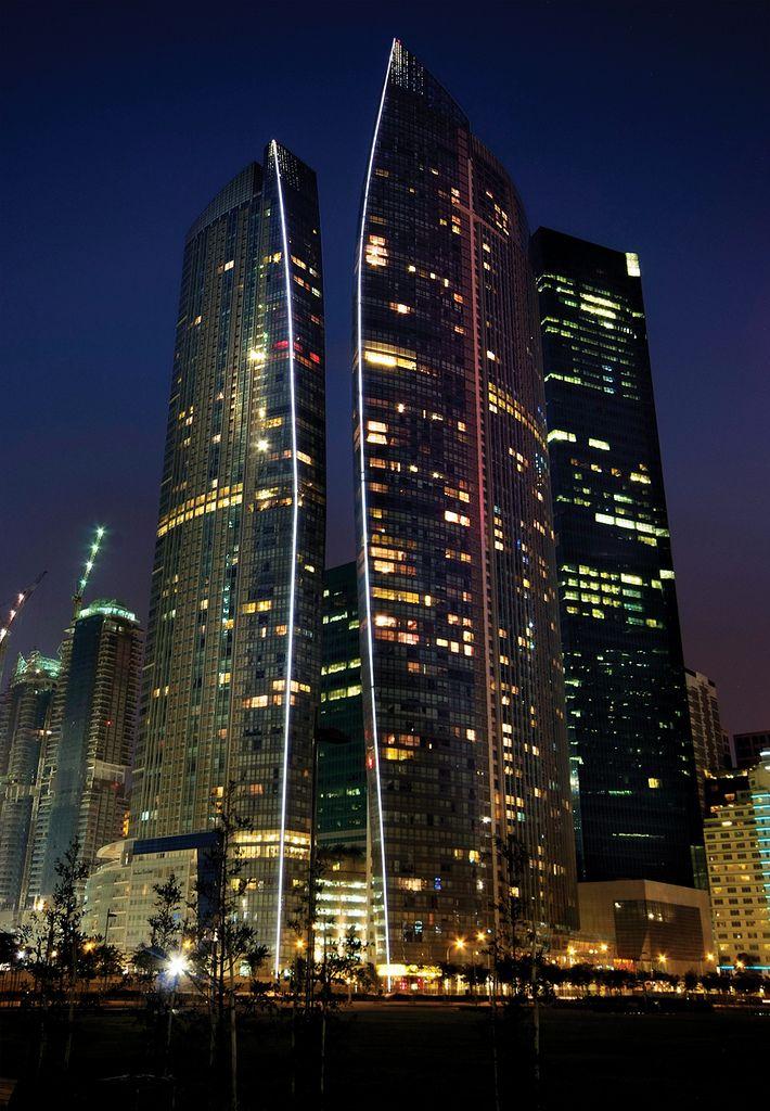 Hot Property – The Sail@Marina Bay, Singapore