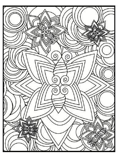 unique coloring pages | Art ideas | Pinterest | Unique, Crafts and ...