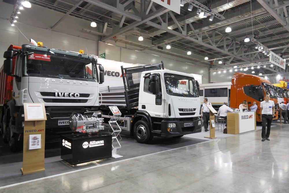 One of the largest manufacturers of industrial vehicles