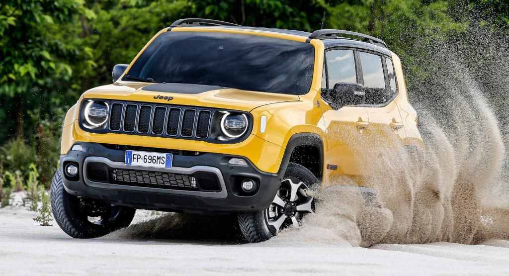 2019 Jeep Renegade Heres What The Facelifted Model Costs In The