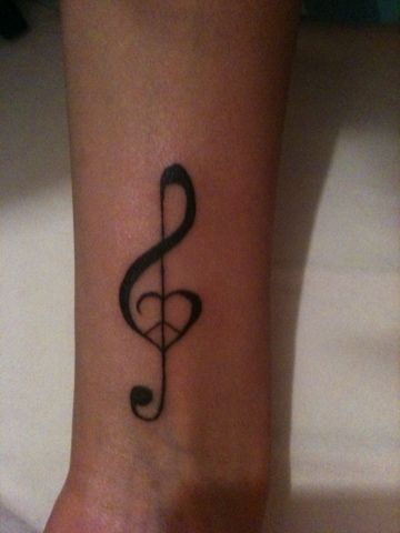 I Fell For This Design Peace Love Music Might Be Getting This