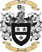 Foley Coat of Arms/Family crest | All things Irish | Family
