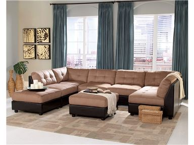 Shop for Coaster Sectional, 551001, and other Living Room ...