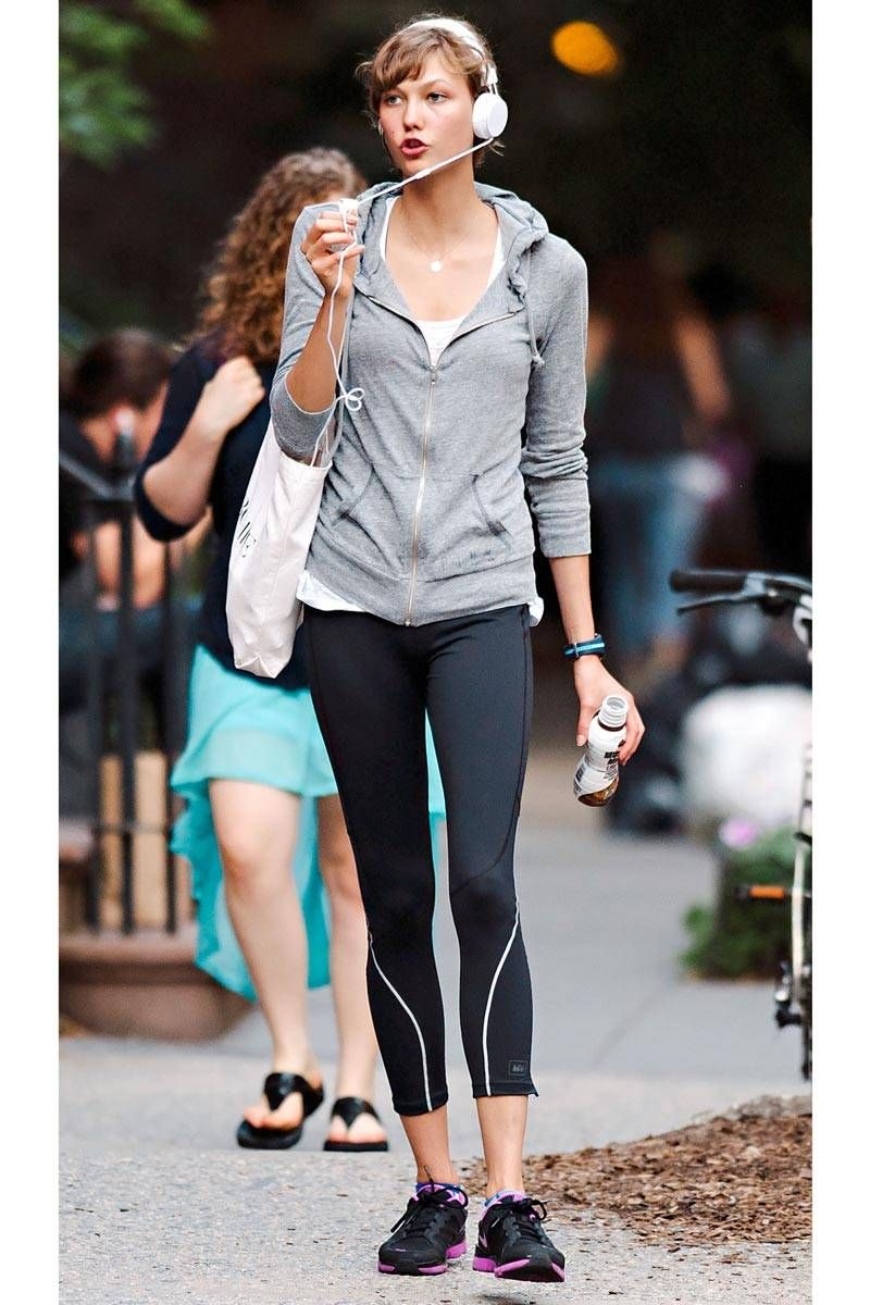 10 Celebrities Who Sweat In Style Celebrity Workout Celebrity Workout Clothes Fitness Fashion