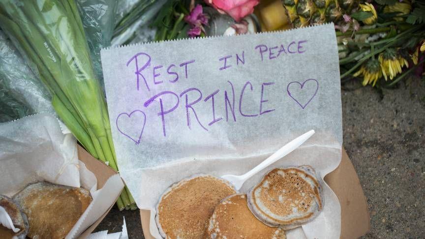 Prince niet dood door zelfmoord of geweld | NOS