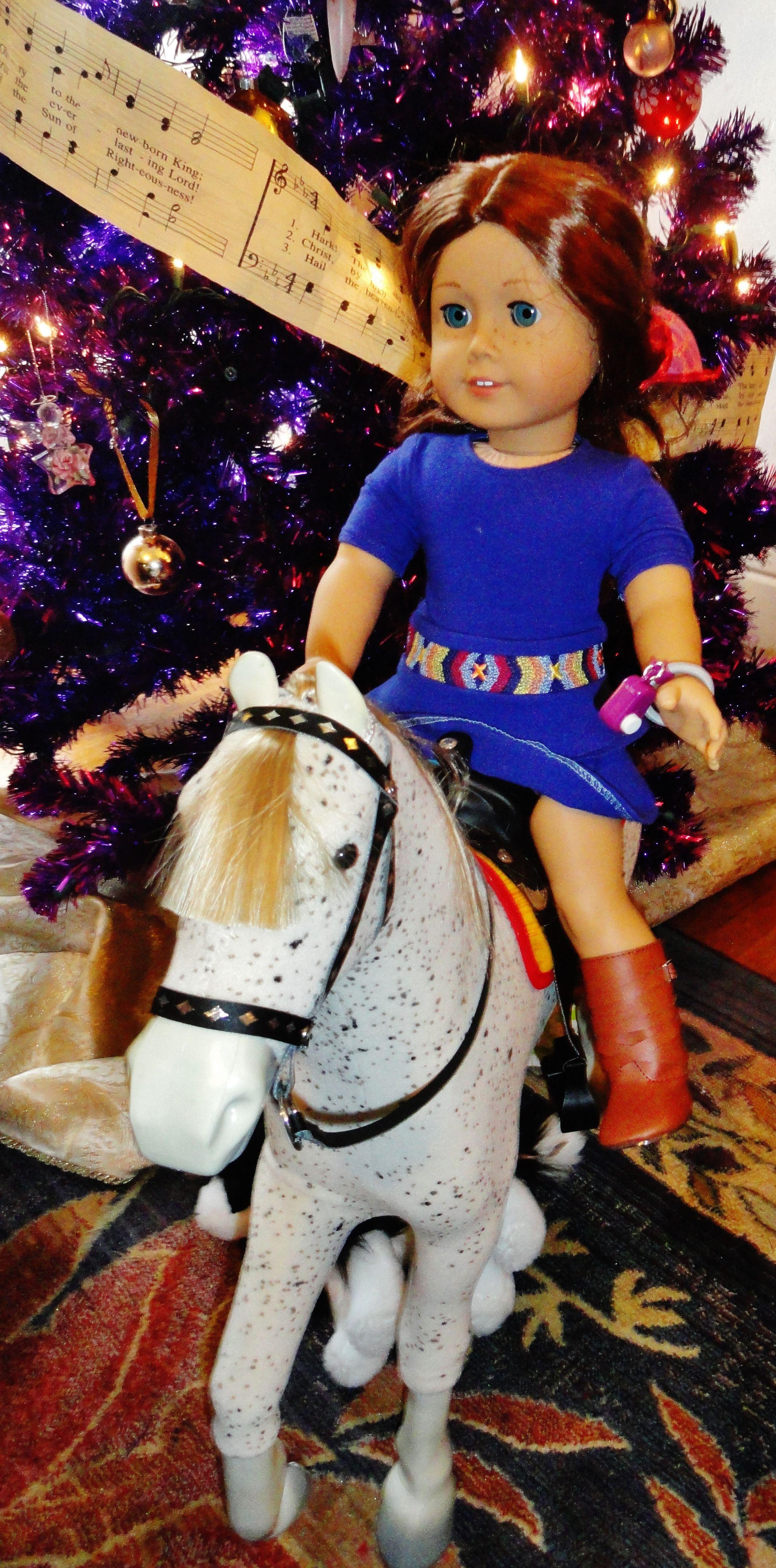 American Girl Christmas 2013