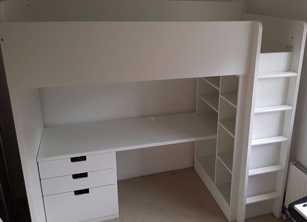 Image Result For Ikea Stuva Loft Bed With Storage Bunk Beds Kid