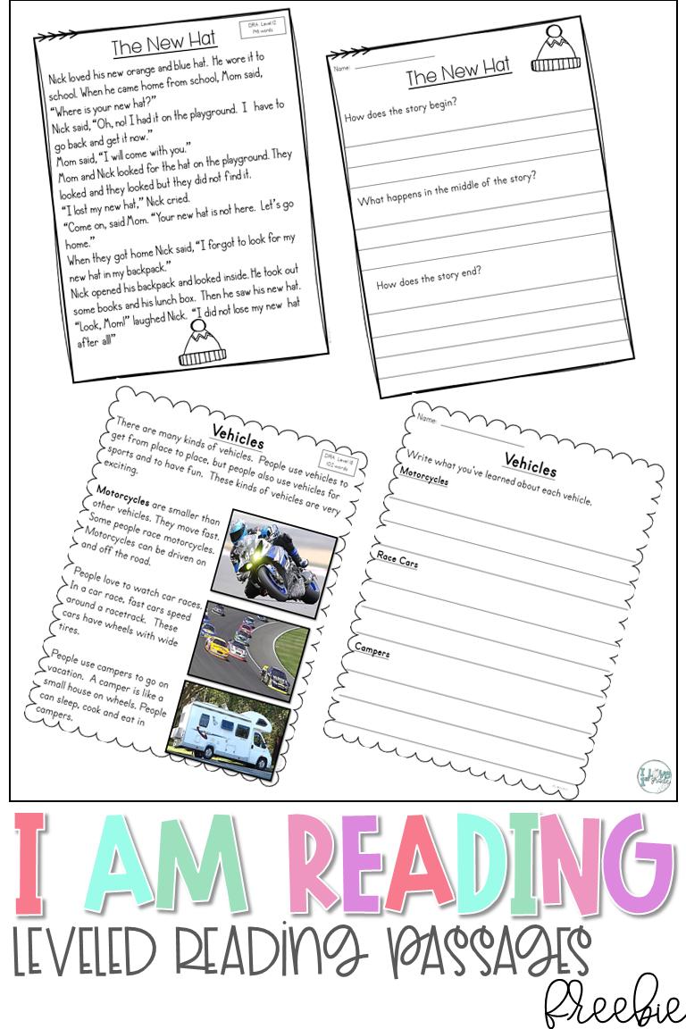 Reading Passages Reading Comprehension Passages Reading Comprehension Worksheets Comprehension Passage [ 1152 x 768 Pixel ]