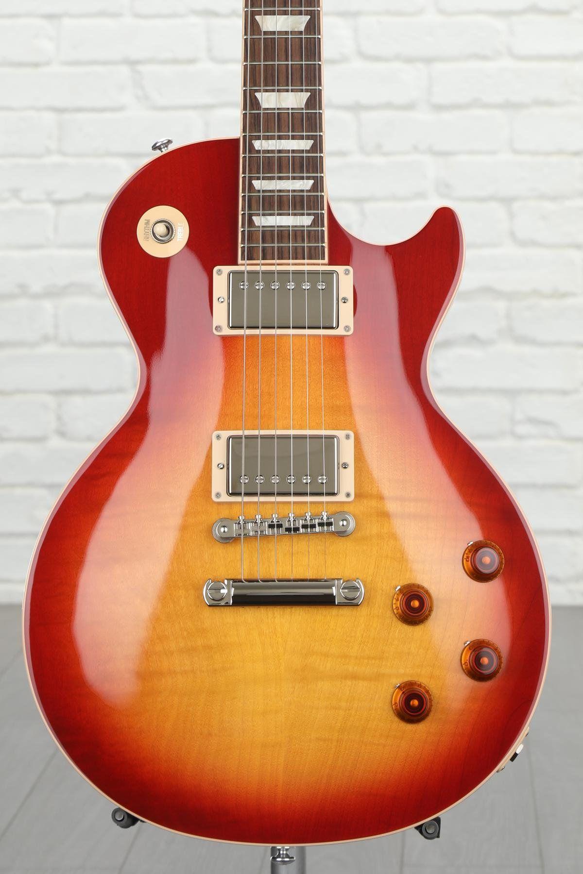 Gibson Les Paul Standard 60s Bourbon Burst Gibson Les Paul Les Paul Les Paul Standard